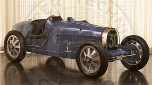 1927 Bugatti Type 35B Grand Prix  - Cooper Technica Chicago