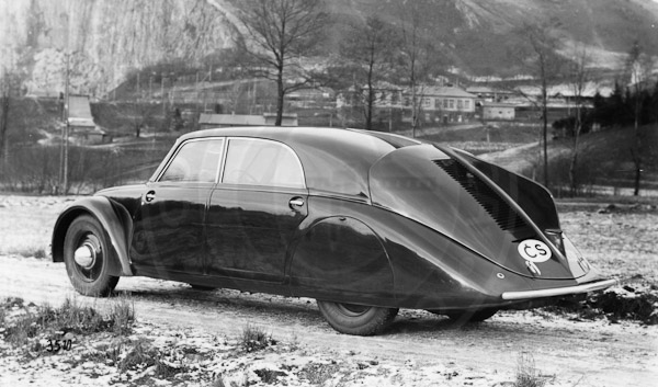 1934 Tatra T77 Cooper Technica Inc Chicago