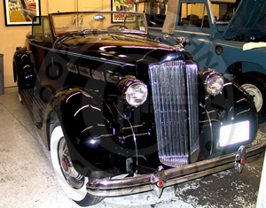 1937 Packard 120-C Convertible Coupe - Cooper Technica Chicago