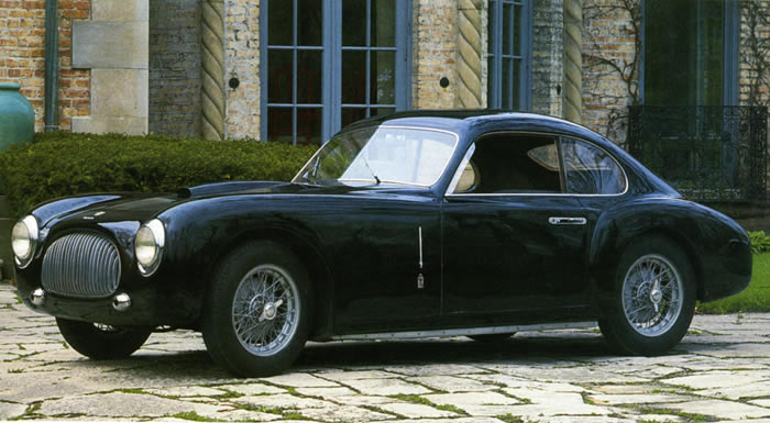 1948 Cisitalia 202 Sports Coupe MM