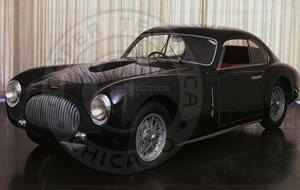 1948 Cisitalia 202 Sports Coupe MM - Cooper Technica Chicago