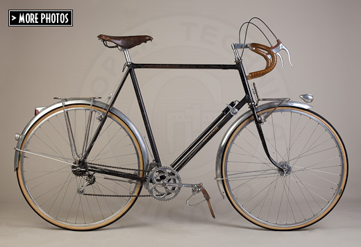 1950 Rene Herse Bicycle
