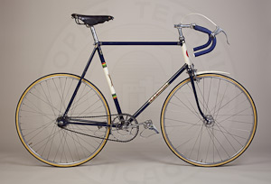 1951 R.O. Harrison Bicycle - New Star Cycles Madison track frame - Cooper Technica Chicago