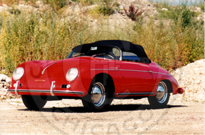 1956 Porsche 356A Speedster - Cooper Technica Chicago