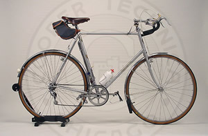 1965 H.R. Morris Touring Bicycle - Cooper Technica Chicago
