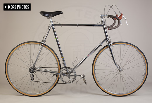 1967 Cinelli Speciale Corsa Bicycle