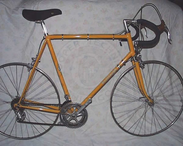 1971 Pogliaghi Italcourse Bicycle