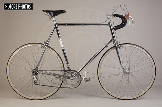 1972 Schwinn Paramount P13 Bicycle