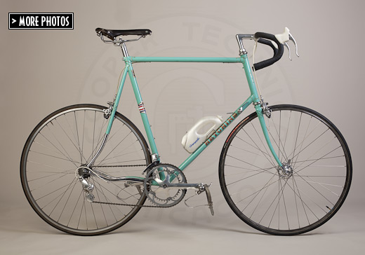 1994 Hetchins Scorpion Bonum Bicycle