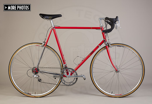 2000 Cinelli Super Corsa Bicycle