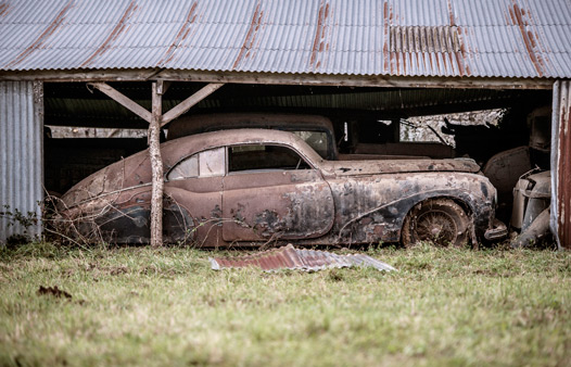 Barn Find Myths Cooper Technica