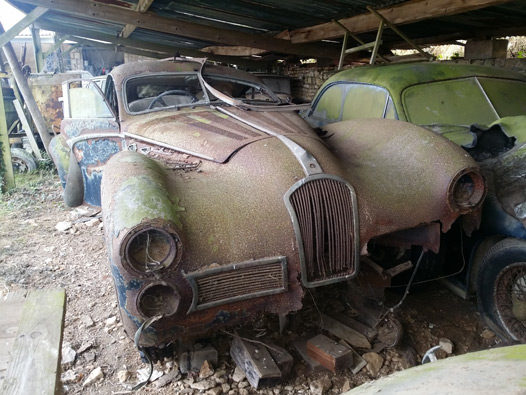 Barn Find Myths